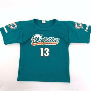 Vintage Miami Dolphins Youth S Jersey